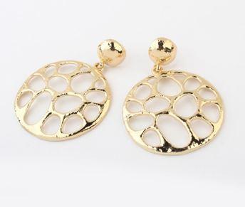Holey earrings