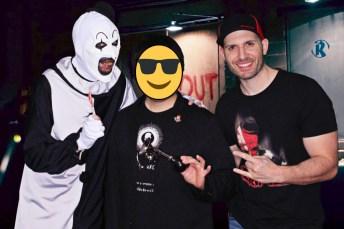 Art the Clown & Damien Leone
