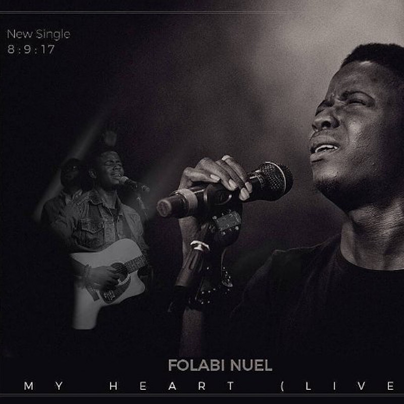 folabi nuel my heart mp3 download