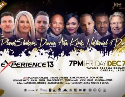 #Event: The Experience 13 Bants + Highlights
