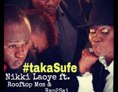 #Throwback: 'Taka Sufe' by Nikki Laoye, Featuring Rooftop Mcs and Rap2Sai