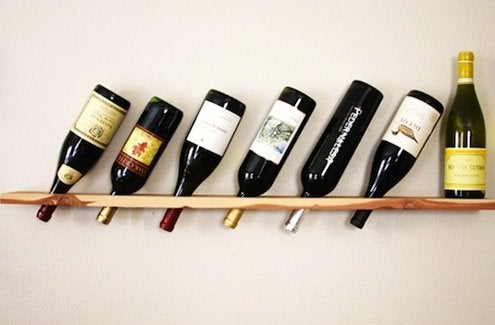 diy wine rack 5 you can make in a day