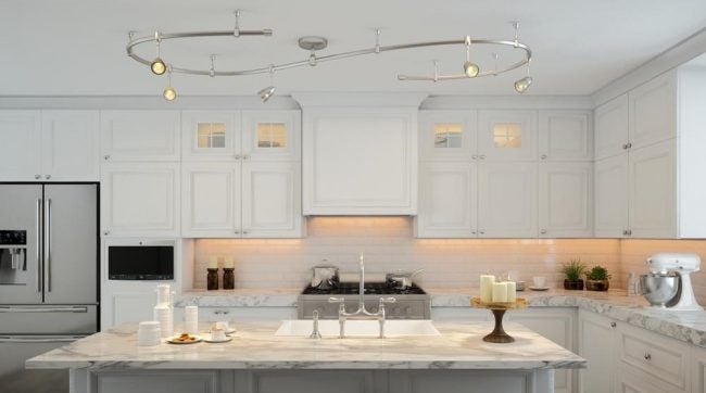 types of track lighting how to choose