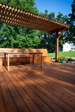 the best decking material solved