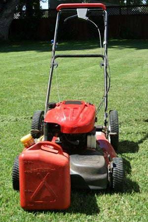 lawn mower smoking what it means and what to do bob vila