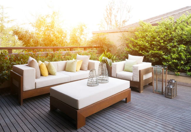 the best wood for outdoor furniture