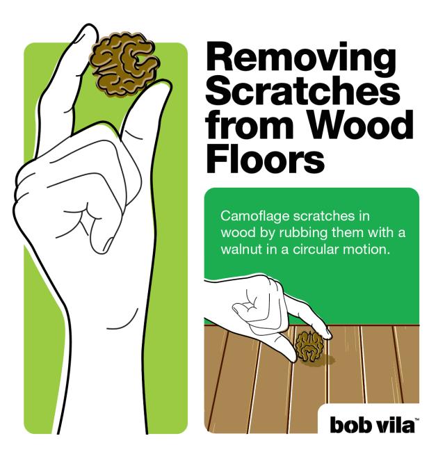 24 DIY Tips for Wood Floor Scratch Repair - Bob Vila