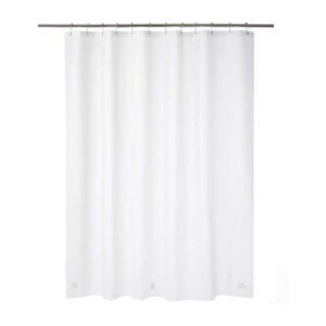 the best shower curtain liner options