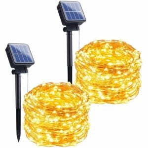 the best solar string lights for your