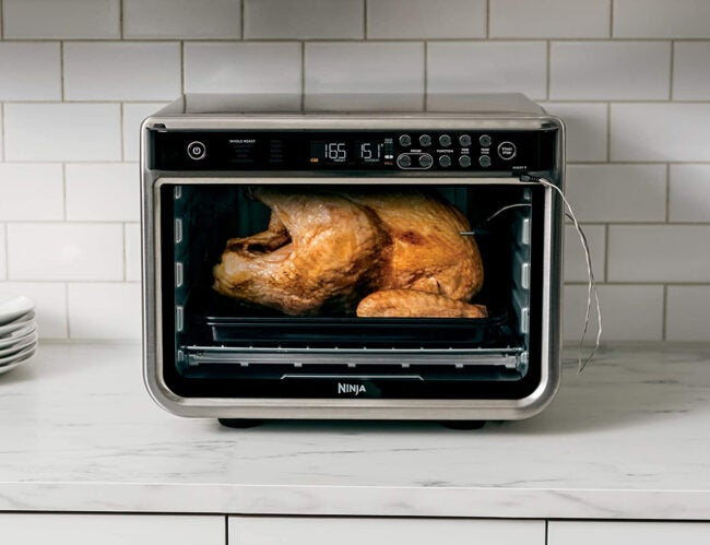 the best air fryer toaster ovens for