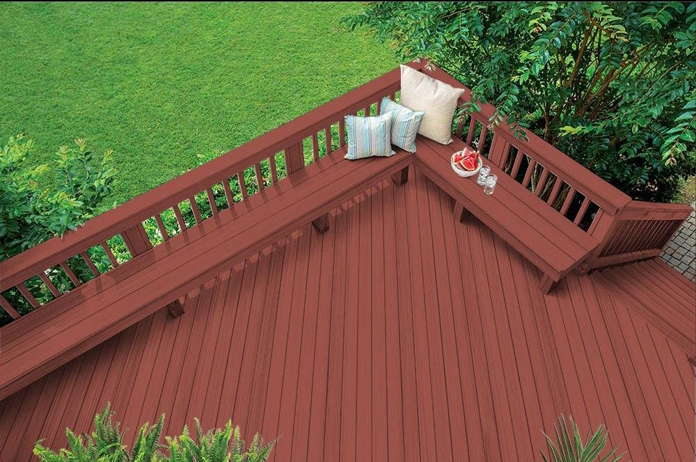 the best solid deck stains for your