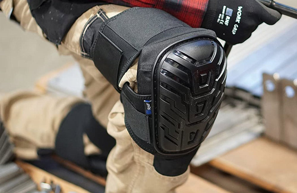 the best knee pads for tiling floors