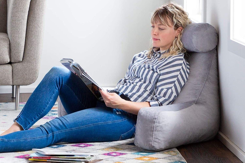 the best reading pillows for enjoying
