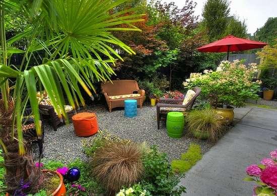 small backyard landscaping ideas 14