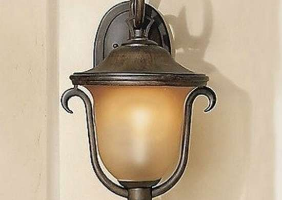 outdoor sconces and lanterns lighting