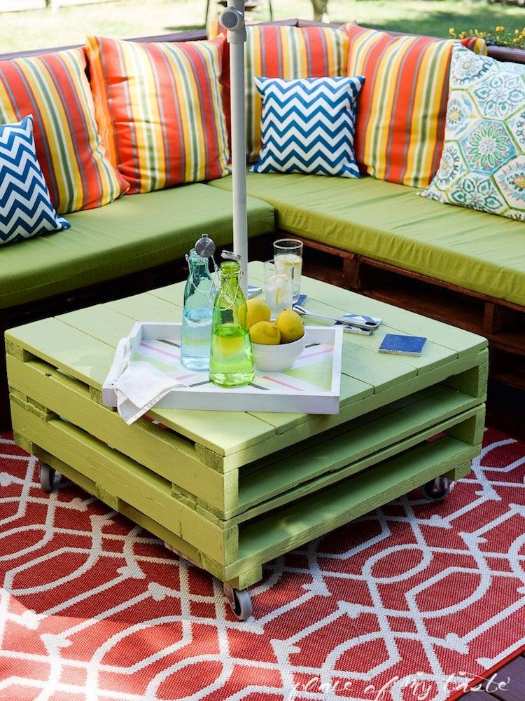 diy outdoor furniture 10 easy