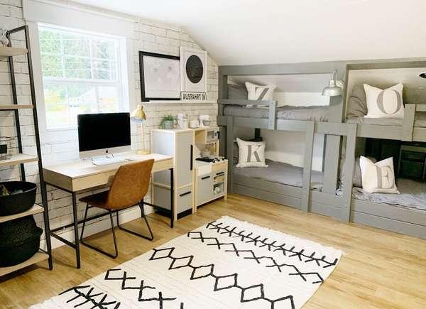 Shared Kids Room Ideas Bob Vila