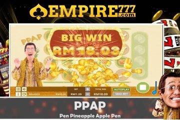 Pen Pineapple Apple Pen Slot Malaysia Online Casino Empire777