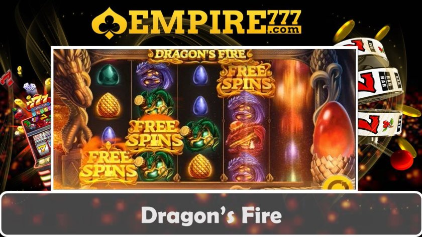 Asia Online Casino Entertainment Slot Game | Dragon Fire | Empire777