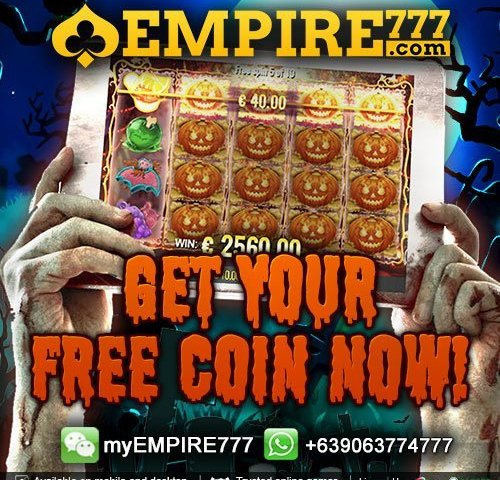 EMPIRE777_Happy Halloween Free Coin