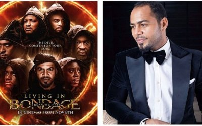 "Ramsey Nouah's ""Living in Bondage"" in big fall out"
