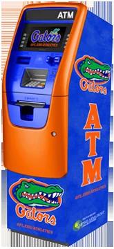 Branded ATM