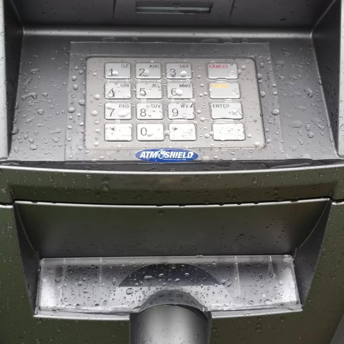ATM Shield Keypad