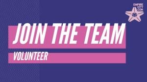 join the team - volunteer