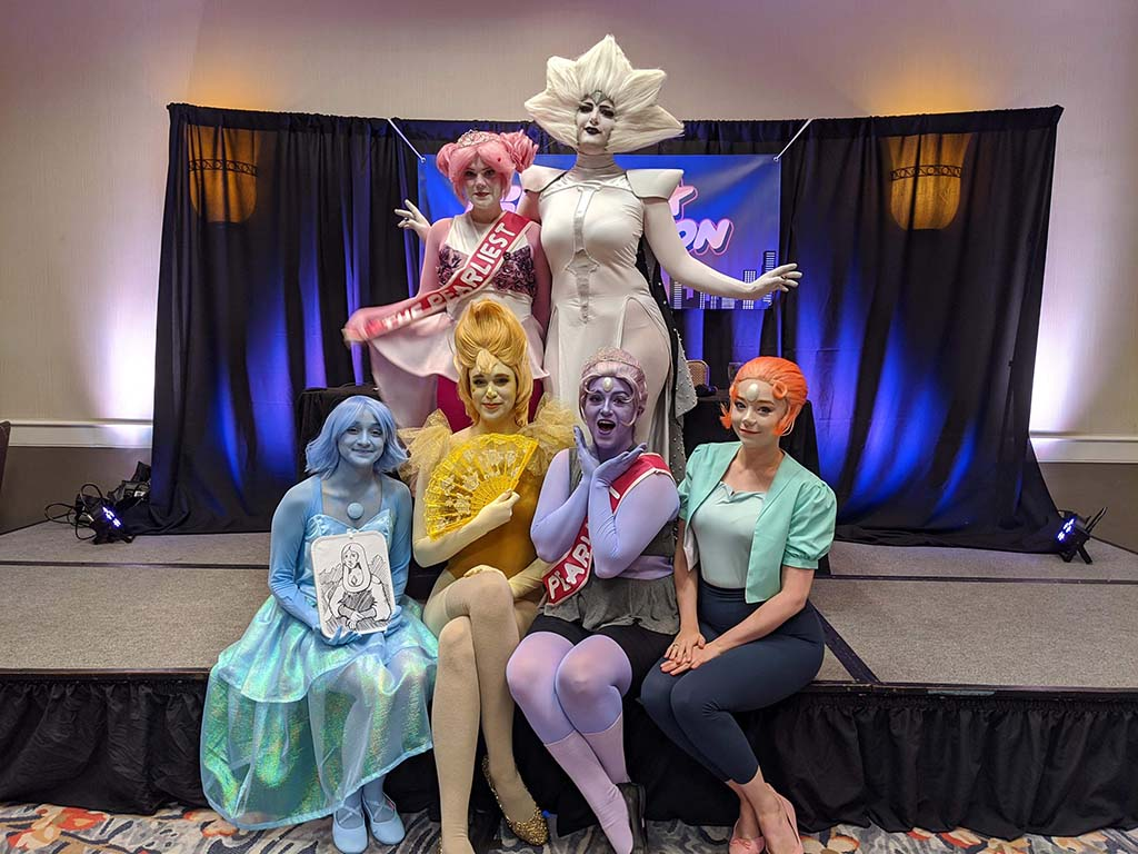 Empire City Con 2019 Pageant of the Pearls