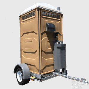 Portable Restroom, Sinks, & Supplies