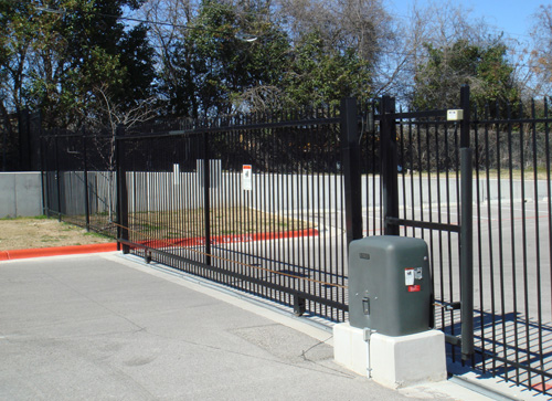 Automatic Gate Installation Repair For Businesses In