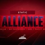 Alliance: Stream Overlay Pack (Static)