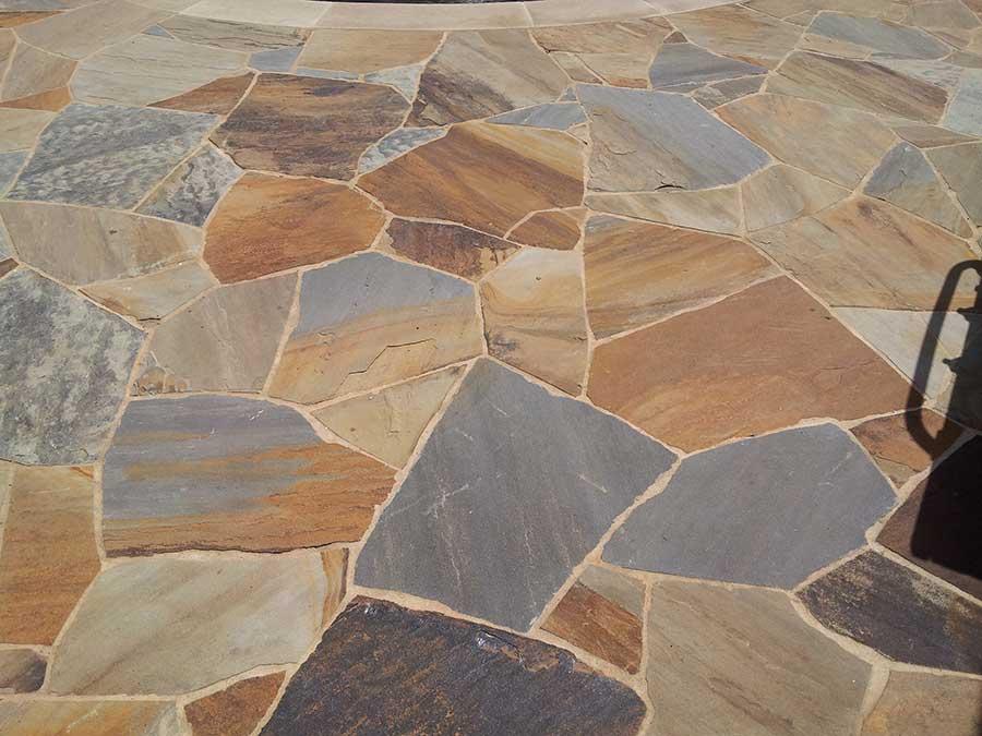 Brown Landscape Stone