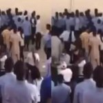 University Lecturer Beaten By Student For Reportedly Collecting Answer Scripts 45 Minutes Into A 3-hour Exam [VIDEO]