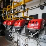 Модернизация котлов горелками с низким NOx