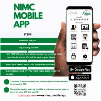 NIMC launches Mobile App for linkage of SIM with NIN