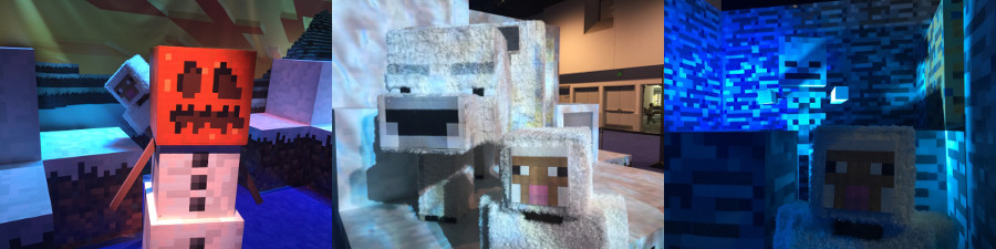 Minecon 2016 Minecraft Survival Server