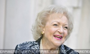 betty white empire news