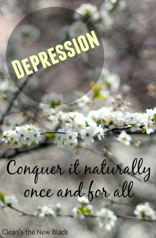 Can Nature Relieve Depression?