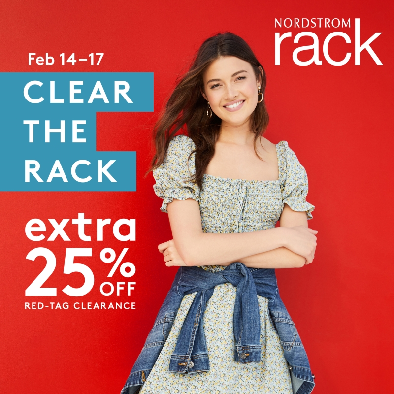 clear the rack at nordstrom rack