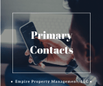 Primary Contact