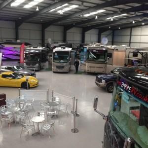 Empire RV - the UK's leading American Motorhome, RV and Winnebago sales, rental and RV maintenance provider & showroom