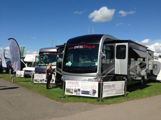 RVs for rent at Glastonbury - Empire RV