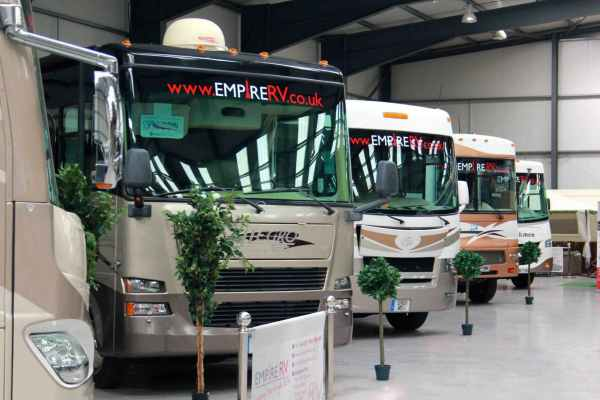 Empire Rv American Motorhomes for rent and sale - Cheap Motorhome Hire