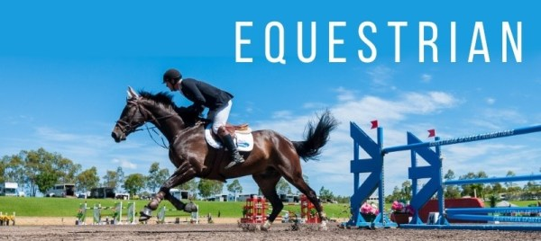 RV hire for Equestrian and Eventing
