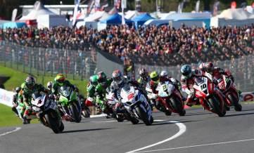 British Superbike Championship motorhome hire