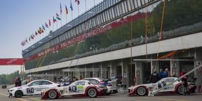 Hankook 24H motorsport series (c) Eric Teeken & Creventic