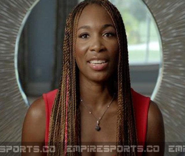 Empire Sports Venus Williiams Gay Lesbian Homosexual Relationship