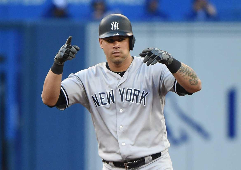 New York Yankees, Gary Sanchez