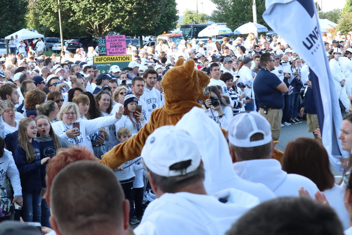 Photo Gallery: The Penn State vs Ohio State Gameday Experience